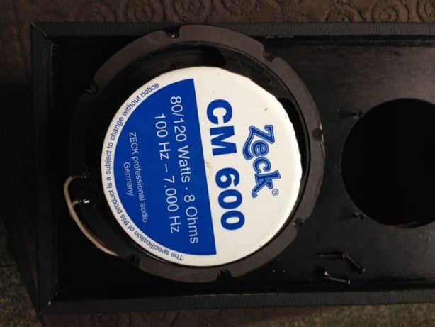 audax, zeck cm 600 głosnik średnio tonowy z kolumn dynacord