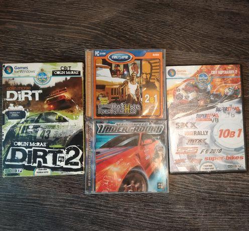 Продам игровые диски