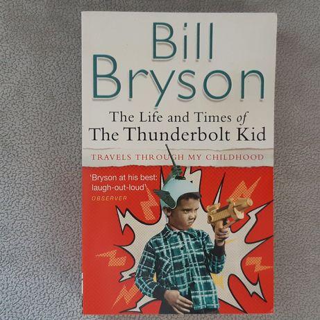 Bill Bryson - The Thunderbolt Kid książka PO ANGIELSKU angielski book