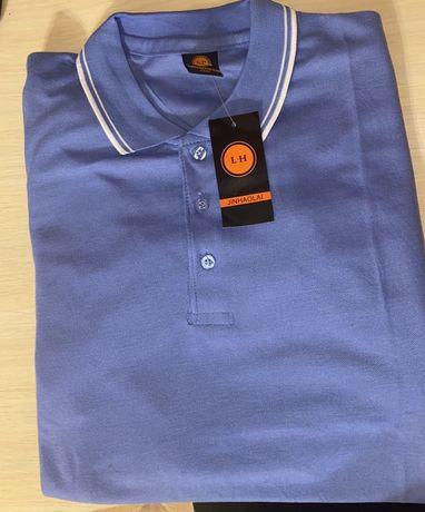 Новая итальянская мужская футболка - поло