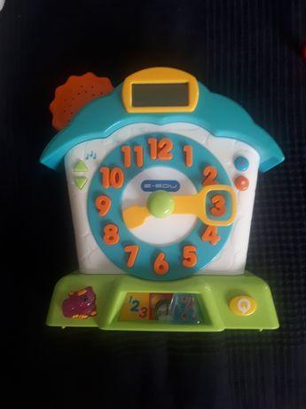 Zabawka edukacyjna - zegar