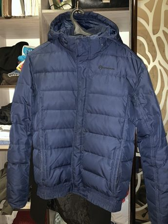 Теплая зимняя куртка на пуху Outventure
