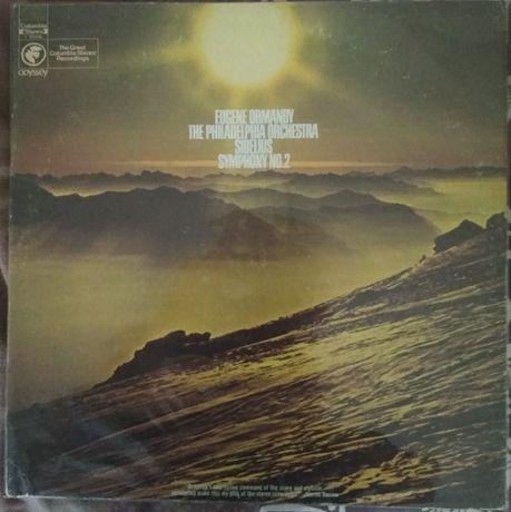 Пластинка Sibelius – Symphony No. 2 (1970, Columbia, Y 30046, USA)