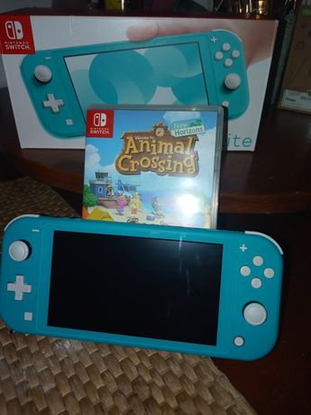 Nintendo Switch Lite +Animal Crossing
