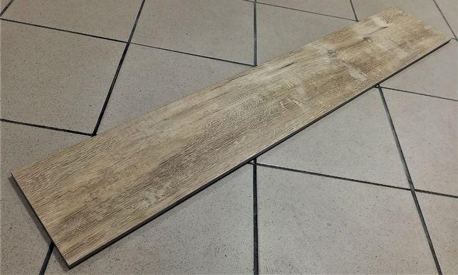 PROMOCJA płytki gresowe drewnopodobne CAVA BEIGE 20x120 G.I