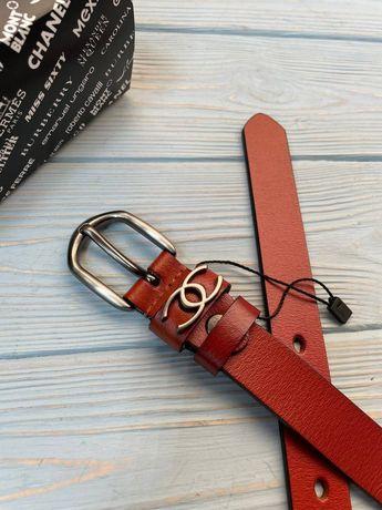 Женский кожаный ремень кожаный женский брендовый
