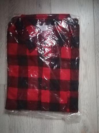 Nowa koszula flanelowa XL