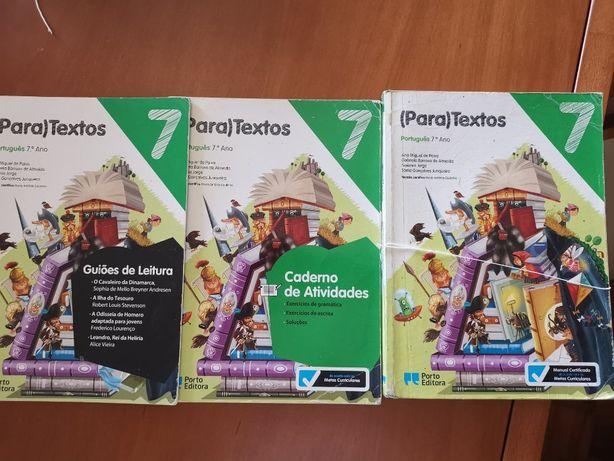 Livro de Português 7º Ano-Para Textos