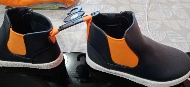 Nowe buty 28 dla chłopca