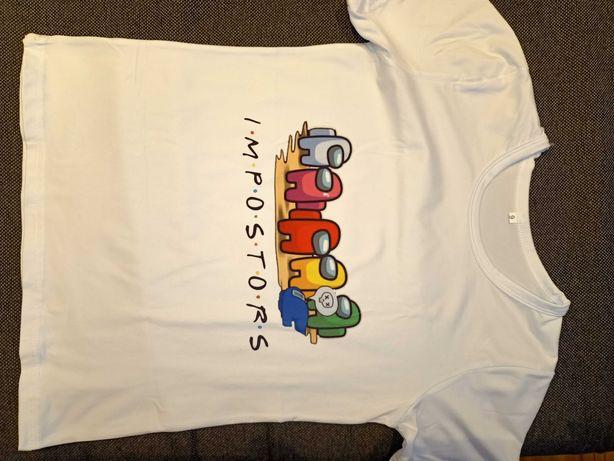 Koszulka AMONG US r.134/140