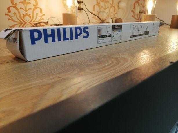 Obi Lampa LED biurkowa GEOMETRY biała Oniżka z 99,99 na 39,98