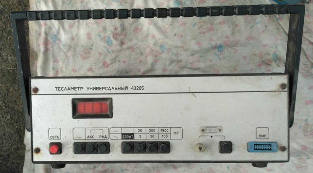 Тесламетр универсальный 43205