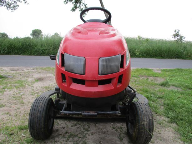Traktorek kosiarka CASTELGARDEN 20 KM 122 cm automat hydro