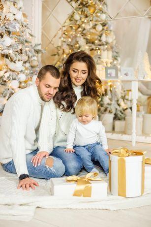 Новогодние фотосессии, семейные фотосессии