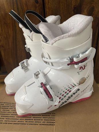 Buty narciarskie dziecięce ALPINA AJ2 girl  20,5 cm rozm 32 33
