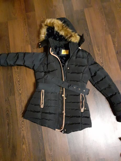 Zimowa kurtka damska stan idealny