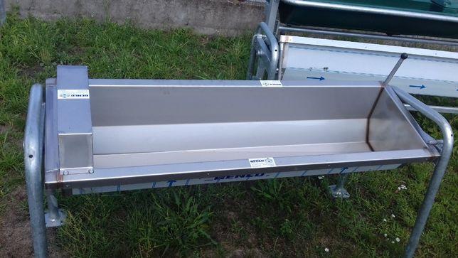 Poidło automatyczne dla bydła ze stali nierdzewnej obrotowe 2,00 m