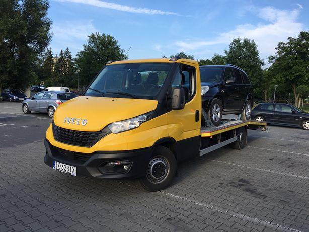 Pomoc Drogowa 24h Wynajem Lawet Transport samochodów i maszyn
