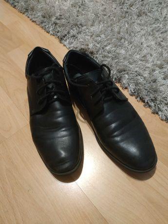 Buty chłopięce eleganckie