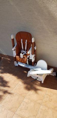 Krzesełko ICON + GRATIS krzesełko Ikea