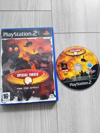 Gra Play Station 2 CT SPECIAL FORCES Fire For Effect