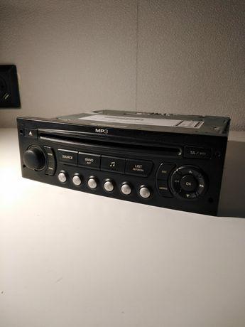 Radio Fabryczne Peugeot/Citroen