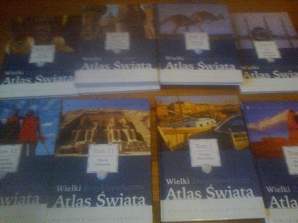 PWN atlas świata