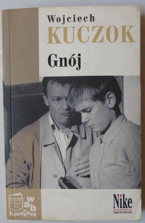 Książka GNÓJ Wojciech Kuczok wydanie kieszonkowe