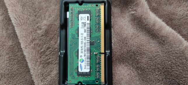 Kingston 2GB DDR 10600 CL19 memoria portatil