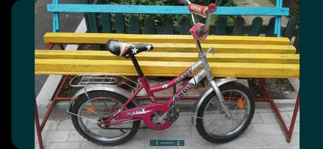 Продам детский велосипед АРДИС в хорошем состоянии. Почтой не отпр.