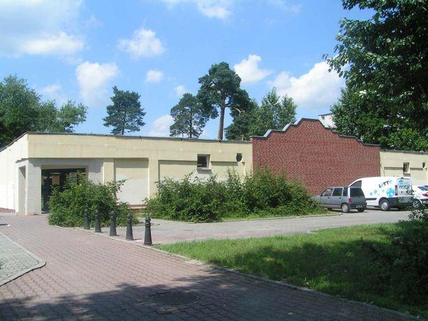 Budynek handlowo-usługowo-biurowo-magazynowy 750m2