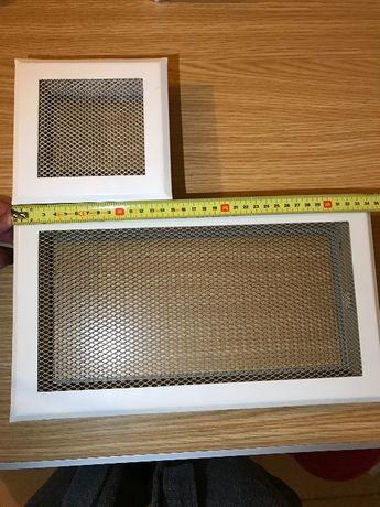 Grelhas de ventilação (para lareiras)