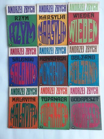 Andrzej Zbych; cykl książek Życie na gorąco