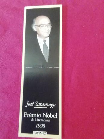 Marcador de livro José Saramago