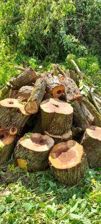 Продам дрова фруктових порід (метровки)