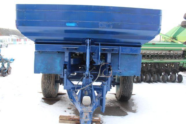 Розкидач мінеральних добрив BOGBALLE M2 TRAIL (2007р.в.)