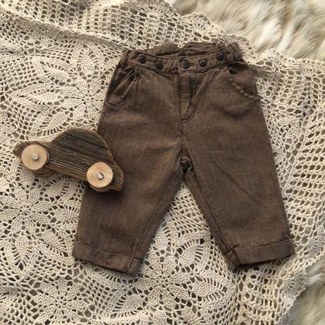Spodnie H&M, rozm 68