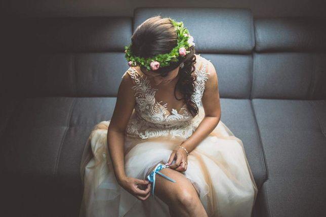 Suknia ślubna bella sposa