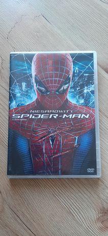 Film DVD Niesamowity Spider-Man MARVEL