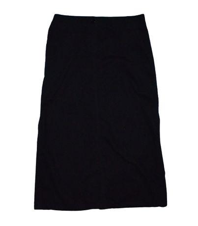 ESPRIT 38/40 long czarna spódnica sportowa