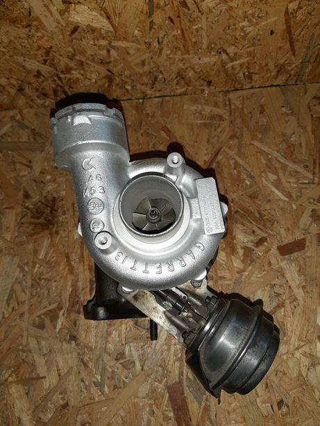 Турбина VW , Audi , Skoda 1.9 TDI.