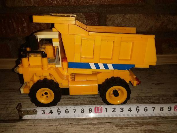 Лего техника машина грузовик