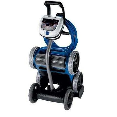 Polaris 9550 Sport Robotic Pool Cleaner, Includes Remote & Caddy F9550