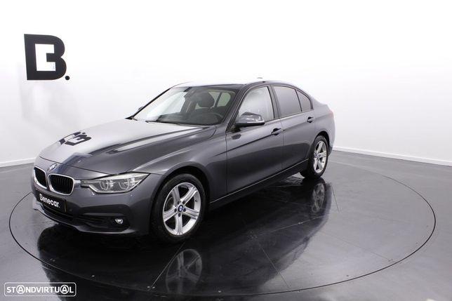 BMW 318 d Advantage Auto