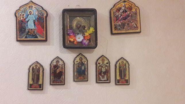 Иконостас домашний 7 икон