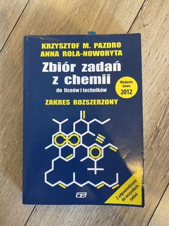 Chemia pazdro, zbiór zadań