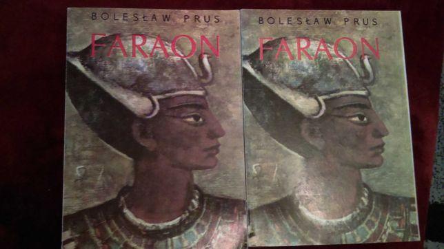 Faraon B. Prus tomy 1-2