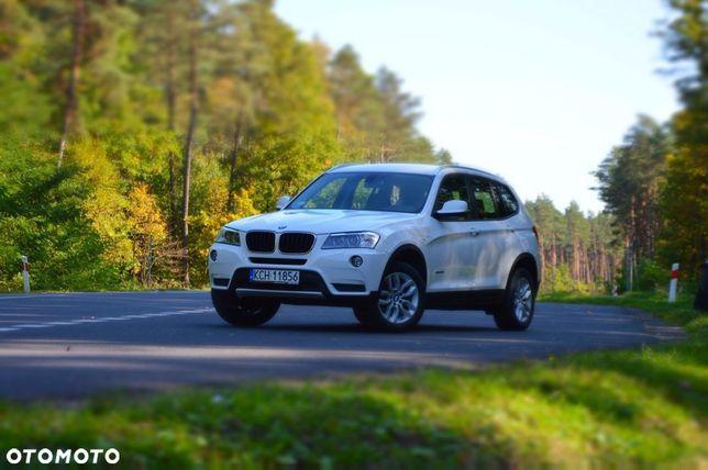 """BMW X3 UWAGA !!! TYLKO 147 TYS. KM. / skóra / XDRIVE 4x4 / """"IGŁA"""" / zamiana"""