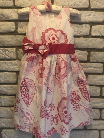 Sukienka Dunnes r. 7 lat