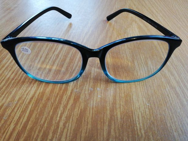 Okulary do czytania +5,5